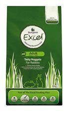 Burgess Excel Range of Foods for Rabbits and Guinea Pigs
