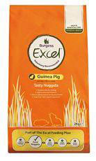 Burgess Excel Range of Foods for Guinea Pigs